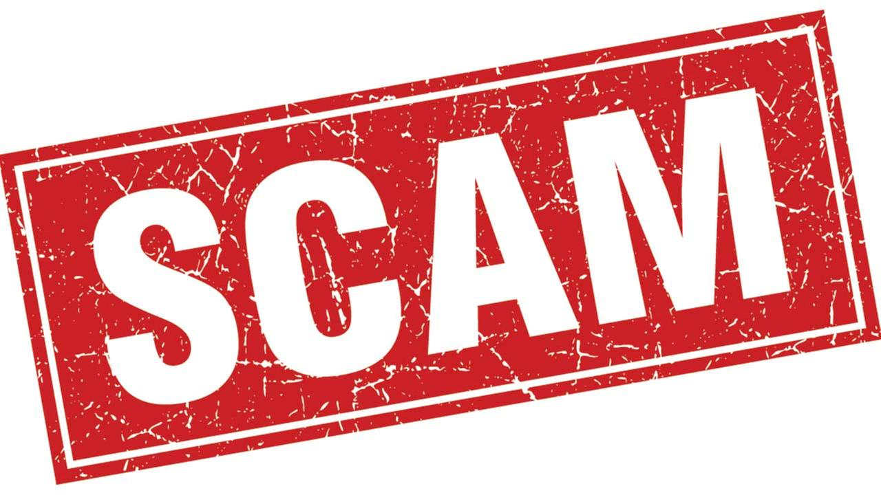 Small Business Scam