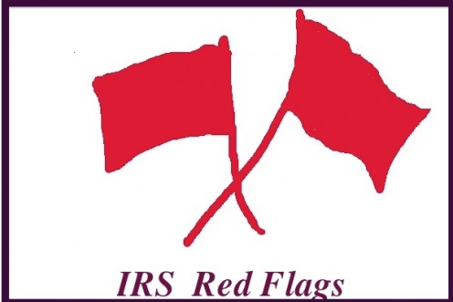 Common Audit Red Flags - What Attracts the IRS
